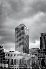 One Canada Square Mono (K_D_B 2 Million views. Thanks) Tags: bw building london canon mono blackwhite financialdistrict docklands canarywharf iconic kdb onecanadasquare bankingcentre 7dmkii sigma1770f28dcosmacro