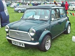 337 Rover Mini (Mk.VI) British Open Classic (1992) (robertknight16) Tags: austin mini rover british morris 1990s bmc weston bl issigonis ado15 k563ofm