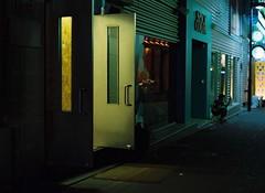 : (june1777) Tags: snap street seoul myeongdong night light mamiya 645 mamiya645 carl zeiss jena czj biometar 80mm f28 kodak portra 800 pro tl
