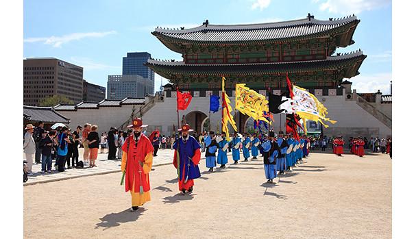 ソウルの歴史を半日で満喫!景福宮や国立民俗博物館見学(午前観光)