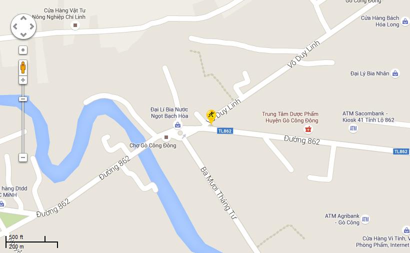 Tưng bừng khai trương siêu thị tại Gò Công Đông, Tiền Giang