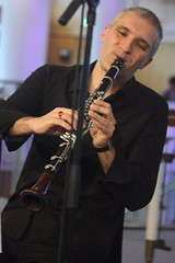 Luca Luciano (2016) 02 (KM's Live Music shots) Tags: italy jazz clarinet southbankcentre fridaylunch westernclassicalmusic lucaluciano