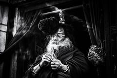 Divine (ayan.chowdhury41) Tags: old travel portrait people blackandwhite india monochrome saint canon temple eos rebel blackwhite monotone divine holy rays aged spiritual nainital uttarakhand 700d t5i