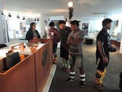 ndios do Xingu visitam o TJDFT (TJDFT_Noticias) Tags: xingu visita indgena ndios diadondio tjdft memorialtjdft