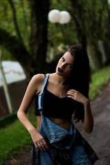 DSC_0112 (brunobalen) Tags: mulher modelo garota cabelo morena gtica