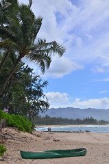 HWI_1145 (Ikuhito) Tags: ocean blue cloud beach hawaii oahu wave northshore