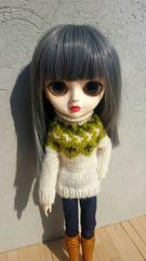 9 (Hongse_m) Tags: for sweater doll sale handmade ooak aussie custom bulma tangkou
