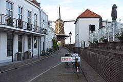Wijk bij  Duurstede - roman ancient city (Pics4life.nl) Tags: street city holland mill netherlands nederland nl stad molen bij wijk straat wijkbijduurstede duurstede dorestad