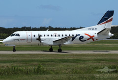 VH-ZLW SAAB 340 REGIONAL EXPRESS (QFA744) Tags: express saab regional 340 vhzlw