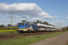EVB 140 761 (Nisel 2011) Tags: eisenbahn evb blg autozug