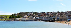 Swanage Seaside (karenmarquick) Tags: landscape may dorset swanage