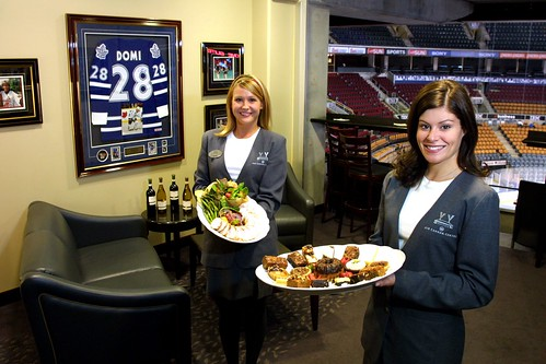 Pinnacle Caterers – Air Canada Centre