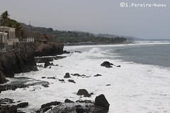 El Salvador's Rocky Coastline (ssspnnn) Tags: praia playa cliffs elsalvador nunes acantilados litoranea penhascos canoneos70d spereiranunes snunes spnunes