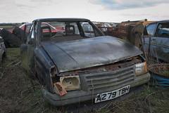 DSC_9807 (srblythe) Tags: uk classic cars ford abandoned graveyard car austin volkswagen scotland volvo rust fiat decay north rusty british scrapyard hyundai leyland vauxhall volvograveyard