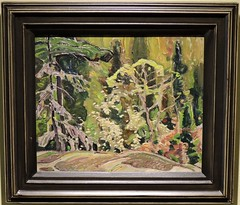 Spring Garland (Will S.) Tags: ontario canada art gallery artgallery canadian trunks emilycarr mypics kleinburg aboriginalart canadiana groupofseven tomthomson mcmichael mcmichaelcanadianartcollection mcmichaelgallery