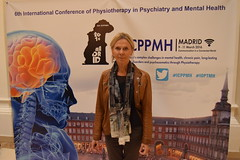 6th ICPPMH (AEF-SM) Tags: pain spain health depression anorexia therapy tca chronic anxiety physical mental physiotherapy diseases schizophrenia bulimia uc3m aef wcpt aefsm wwwfisioterapiasmes icppmh ioptmh