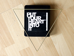 Metal Triangle / YOUR HEART IS AN INTELLIGENCE THAT THINKS (WILLPOWER STUDIOS) Tags: metal structure harddrive 2016 putyourheartintoit willpowerstudios
