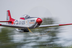 The Need For Speed (Chris Parmeter Photography (smokinman88)) Tags: motion blur sport plane airplane geotagged flying nikon fighter aircraft famous fast sigma historic ww2 mustang p51d 14x d810 150600mm