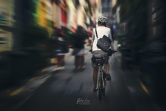 _DSC6094-wm (patlawhl) Tags: bicycle pedaling streetphotography riding enjoy artphotography filmlook vintagelens oldlens colorgrading sonyalpha mirrorless canonfdlens patlaw sonya7r