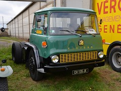 Tracteur BEDFORD TK ERT8 - 1970 (xavnco2) Tags: show old tractor france green truck french bedford meeting vert exposition lorry camion trucks normandie tracteur tk eure unit 2016 autocarro anciens vhicules leneubourg pontfire rassemmblement