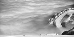 sea of clouds (marclelivre) Tags: cloud snow ski glacier tignes slopes