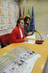 FOTO_Lectura del Quijote_3 (Pgina oficial de la Diputacin de Crdoba) Tags: de ana quijote rueda prensa carrillo lectura