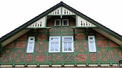 (:Linda:) Tags: brick germany town thuringia gable halftimbered hildburghausen andreaskreuz