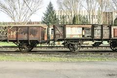 M mint mszaki emlk (TheMutantCow / MutnsTehn) Tags: city railroad urban train hungary capital budapest rails wreck railways buda pest vagon szentendre kocsi vonat sn hv roncs pestmegye szerelvny mszakiemlk