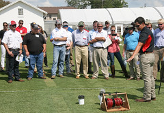 Fox (UGA College of Ag & Environmental Sciences - OCCS) Tags: conference uga schwartz turf pardue