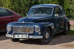 Volvo PV544 (Burminordlicht) Tags: volvo vintagecars pv544 buckelvolvo
