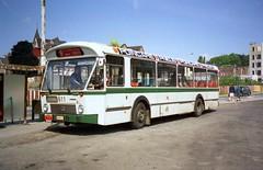 611 6 (brossel 8260) Tags: bus belgique liege stil