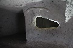 Domus de Janas Sas Concas, (falco2014) Tags: grab domus sardinien pfeiler knochen corni hrner megalithkultur domusdejanas protomi