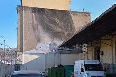 Street Art (Fabrizio Fois) Tags: streetart rome nikon gasometro ostiense d3200