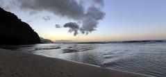 North Shore - Ke'e Beach (Kwong Yee Cheng) Tags: hawaii kauai keebeach napalicoast hugin