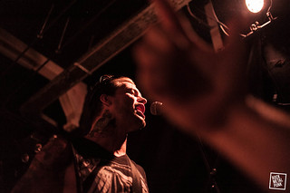 October 20th, 2014 // Attila at Kavka, Antwerp // Shots by Lisse Wets
