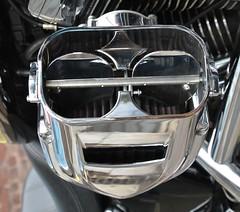 Daft Punk (ElmerLickaml) Tags: robot punk chrome daft pareidolie