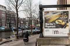 Amsterdam: Keizersgracht. (parnas) Tags: amsterdam museum streetphotography canals grachten keizersgracht straat huismarseille
