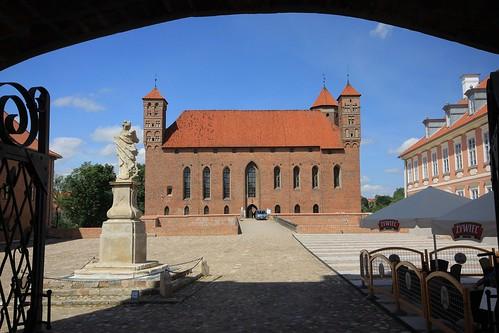 Zamek Biskupów Warmińskich / Castle of Warmia Bishops
