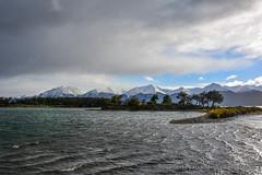 Water & wind (Alberto Cassandro) Tags: patagonia nature water argentina tierradelfuego ushuaia reflex nikon 2015 sigmalenses d5200 lakefagnano albertocassandrophotography