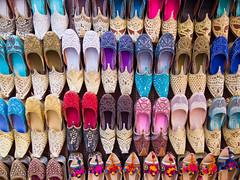 Dubai Happy Colors (marco ferrarin) Tags: old color happy colorful dubai market uae slipper souq babouche