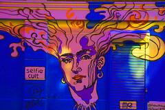 New York cIITTY GraFFITI (Marco Braun) Tags: street blue urban newyork color art graffiti bleu colored colourful blau manhatten farbig bunt mucho 2015 couleures graffitiurbanartcolourfulfarbigbuntcoloredcouleuresmanhattengothamusa205streetart gothamusa