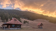 Zalazak (Zoki Toki) Tags: sunset air zlatibor