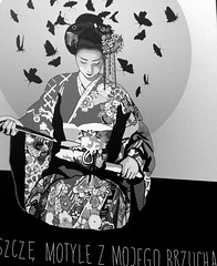 Japanese (roomman) Tags: blackandwhite bw ballet white black monochrome japan japanese dance nice opera midsummer dancing performance poland warsaw bandw warszawa oper ballett balet balett 2016 mendelssohn bartholdy deram midsummernights