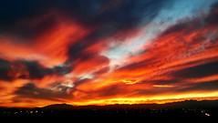 Las Vegas Sunsets 01-29-2016
