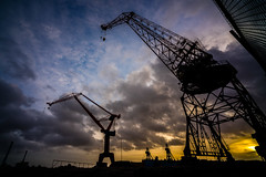 30012016-_DSC3655.jpg (Maffe) Tags: docks crane sony gothenburg voigtlnder maffe 1545 a7rii