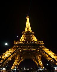 Tour Eiffel (sergelen1) Tags: paris france tower tour eiffeltower eiffel toureiffel toureiffelbynight toureiffenatnight