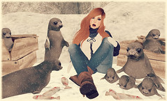 The Trouble With Seals (KiSMeT FaiTH) Tags: secondlife infiniti reverie addme pewpew wasabipills vincue theseasonsstory