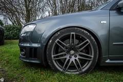Audi RS4 Avant (N.D pictures) Tags: wheels a4 audi rs avant motorsport rs4 jante