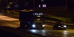 Mercedes Actros MPIII - Inglot Transport (Michael Sojka) Tags: mercedes mp3 a4 noc rano pl autostrada sgl actros wywrotka mpiii poniedziaek kotulin olszowa