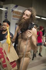 No Pants Metro Ride_Jan 10 2015_Annie Lesser (13) ((...please, call me annie)) Tags: subway la losangeles nikon metro event hollywood nopants guerilla laist pantsless d600